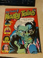 THE TRIALS OF NASTY TALES, 1973, ONLY PRINTING, H. BUNCH ASSOCIATES, UNDERGROUND