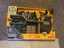 New Sealed Fisher-Price Imaginext Super Friends Batcave Playset Htf Retired