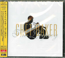 CHET BAKER-THE LEGACY VOL.1-JAPAN CD Ltd/Ed B63
