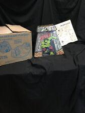 Incredible Hulk Hide-A-Way Playcase Sears TARA Toy Vintage