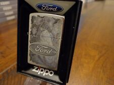 FORD ZIPPO LIGHTER MINT IN BOX