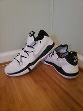 Nike Kobe Bryant Exodus AD TB Mens SZ 16 Basketball Shoes White/Black AT3874-101