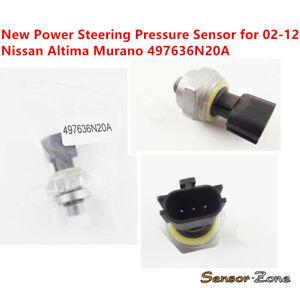 497636N20A Oil Pressure Sensor Power Steering Fit for 02-12 Nissan Altima Murano