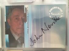 X-Files with Autographed Collectable Trading Cards