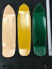 "Skateboard Decks,Punk'r Points 8.5"" + Assorted (3 Pack) Usa made ($13.33 each)"