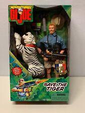 The Adventures Of GI Joe, Save The Tiger Action Figure Stun Gun , NIB, 1999