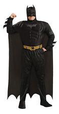 Men's Plus Size Batman Costume The Dark Knight Rises Costume Halloween