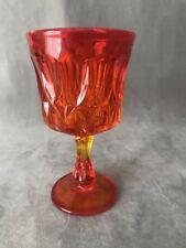PV02444 Noritake PERSPECTIVE Tangerine Water Goblet