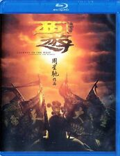 "Stephen Chow ""Journey To The West: Conquering the Demons"" 2013 Region  A Blu-Ray"