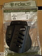 Fobus Rotating Paddle Holder Beretta 40 S&W Right Px4Rp