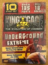 King of  the Cage UNDERGROUND EXTREME  - MMA DVD (Sport)