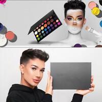 Glitter Shimmer Metallic Eyeshadow 39 Colors Palette Pigment Eye Shadow Charm