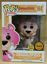 FUNKO POP ANIMATION HANNA BARBERA SNAGGLEPUSS CHASE #168 NEW IN BOX #11850