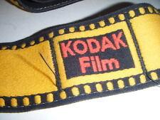 Rétro Vintage KODAK Film Large Style Caméra Sangle