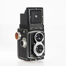 Rolliecord Model 4 Medium Format Film TLR Camera