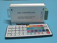 12V 24V DC 12A 44Key IR Remote Controller For RGB SMD 5050 3528 LED Strip-Light