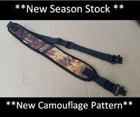 *PRICE DROP * Camouflage Neoprene Gun Rifle Shotgun Sling, Strap, 2 Swivels