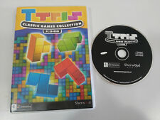 TTRIS CLASSIC GAMES COLLECTION SHERWOOD JUEGO PC CD-ROM