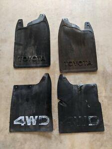 84-89 Toyota 4runner Factory Mud Flaps