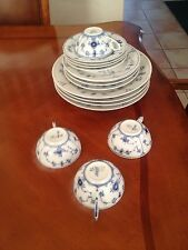 BEAUTIFUL DENMACK DINNER SET FOR (4) PEOPLE