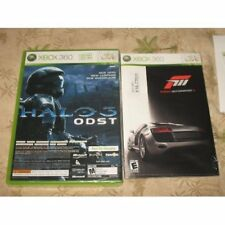 Halo 3: ODST And Forza Motorsport 3 X-Box 360 Combo Pack For Xbox 360 5E