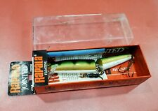 Rapala Original Floating Jointed J-11 Fishing Lure in Perch Foil Color