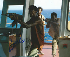 **GFA Captain Phillips Movie *FAYSAL AHMED* Signed 8x10 Photo MH5 COA*