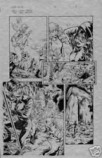 LARA CROFT TOMB RAIDER 38 p05 inked copy ARIES MENDOZA