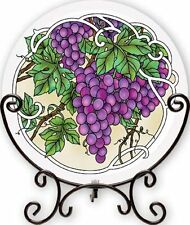 "Joan Baker Table Topper "" Grape Harbor"""