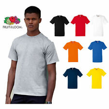 Basic Loose Fit Cotton Men's T-Shirts ,Multipack