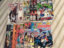 Lot of 18 Marvel -Union Jack, Star Trek, Time Bandits, Elf Quest, Namor, + More