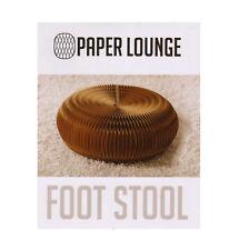 POGGIAPIEDI & FELTRO maglia by PAPER Lounge - portatile Concertina design