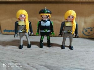LOT 3 PLAYMOBIL PLAYMOBILE TROOPERS SPACE THEME