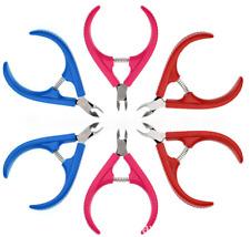 Beauty Steel Cabinet Cuticle Nipper Cutter Nail Art Clipper Lady Manicure