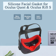 VR Silicone Protective Cover Replacement Pads for Oculus Quest & Oculus Rift S