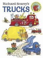 Richard Scarry's Trucks: By Richard Scarry