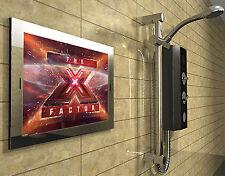"19"" SARASON Waterproof Bathroom Kitchen LED Mirror TV 2017 SMART TV OPTION"