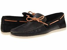 Size 13 KENNETH COLE Leather & Suede Men's Boat Shoe! Sale $39.99