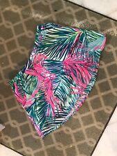 Lilly Pulitzer Multi Love Bird  Skort  Girls Sz XL 14 TWEEN Skirt Worn 1 Time