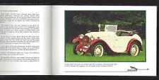 1922-1990 JAGUAR HARDCOVER BOOK BY LORD MONTAGU OF BEAULIEU 80 PP COLOR PHOTOS
