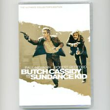 Butch Cassidy & Sundance Kid western movie, new Dvd, Paul Newman, Robert Redford