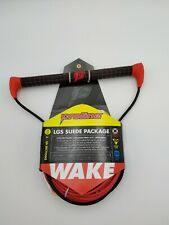 Connelly Proline Wake Lgs Suede Rope