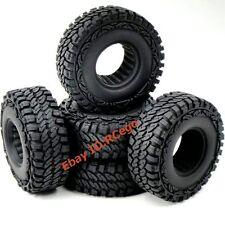 "5PCS 115mm RC Tires Fit For 1.9"" beadlock Wheel Rims Crawler Truck Upgrade Parts"