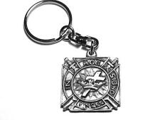 In hoc signo vinces (In this sign you will conquer) Pewter Keyring
