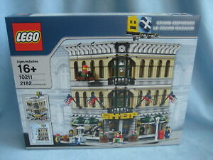 Lego Creator Exklusiv Set 10211 Großes Kaufhaus Grand Emporium Neu + ovp