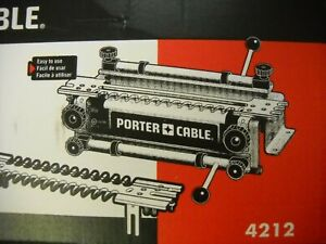 """Porter Cable 12"""" Deluxe Dovetail Jig 4212 New"""