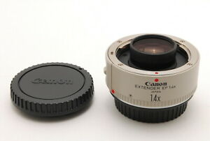 【TOP MINT】Canon EXTENDER EF 1.4x Teleconverter Lens For EOS EF From JAPAN