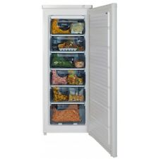 New White Knight  F170H Upright Tall Freezer 159 Litres Big Large 55cm wide