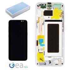 SAMSUNG Display LCD Originale + Touch Screen Per Galaxy S8 SM-G950F Silver