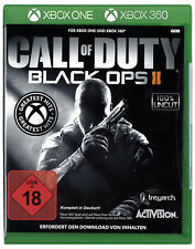 Call of Duty - Black Ops 2 II für XBOX ONE & XBOX 360 | NEUWARE | DEUTSCH!
